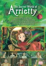 The Secret World of Arrietty (Film Comic), Vol. 1 - Hiromasa Yonebayashi, Hayao Miyazaki