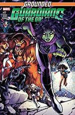 Guardians of the Galaxy (2015-) #17 - Brian Bendis, Valerio Schiti, Arthur Adams