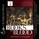 Books of Blood, Volume 1 - Clive Barker, Simon Vance, Dick Hill, Peter Berkrot, Jeffrey Kafer, Chet Williamson, Chris Patton