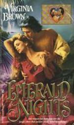 Emerald Nights (Zebra Lovegram) - Virginia Brown