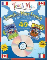 Teach Me French & More French 2-Pack - Judy Mahoney