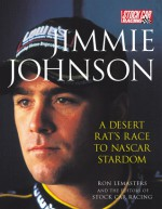 Jimmie Johnson - Ron LeMasters, Ron LeMasters, Nigel Kinrade, Stock Car Racing Magazine
