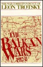 The War Correspondence of Leon Trotsky: The Balkan Wars 1912-13 - Leon Trotsky, Duncan Williams, George Weissman