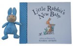 Little Rabbit's New Baby Set [With Doll] - Harry Horse