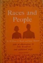 Races and People - Isaac Asimov, William C. Boyd, John Bradford