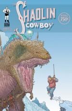 Shaolin Cowboy Issue 5 - Geof Darrow