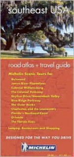 Michelin USA Southeast Regional Road Atlas and Travel Guide - Michelin Travel Publications