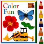 Tab Board Books: Color Fun - Jane Burton