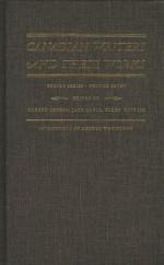 Canadian Writers and Their Works: Poetry Volume VII - Robert Lecker, Jack David