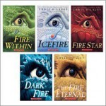 The Last Dragon Chronicles Complete Set, Books 1-5: The Fire Within, Icefire, Fire Star, The Fire Eternal, and Dark Fire - Chris d'Lacey