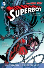 Superboy, Vol. 1: Incubation - Scott Lobdell, R.B. Silva, Rob Lean