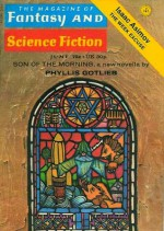 The Magazine of Fantasy and Science Fiction, June 1972 - Edward L. Ferman, Phyllis Gotlieb, Curt Siodmak, Paul Walker, William D. Cottrell, Frederik Pohl, Baird Searles, Gahan Wilson, James Blish, Isaac Asimov, Ron Walotsky, Gene Wolfe