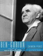 Ben-Gurion: A Political Life - Shimon Peres, David Landau, Michael Prichard
