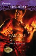 Vampire Sheikh - Nina Bruhns