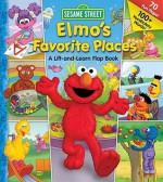 Sesame Street Elmo's Favorite Places - Carol Monica, Joe Mathieu