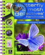 Butterfly and Moth Detective Handbook - Camilla De la Bédoyère