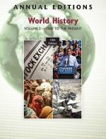Annual Editions - Helen Mitchell, Joseph Mitchell