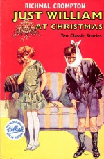 Just William at Christmas [With Earbuds] - Richmal Crompton, Martin Jarvis