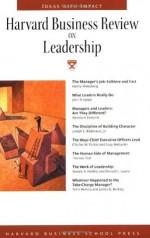 Harvard Business Review on Leadership - John P. Kotter