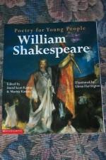 William Shakespeare: Poetry for Young People - David Scott Kastan, Marina Kastan, Glenn Harrington