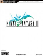 Final Fantasy III Official Strategy Guide - BradyGames