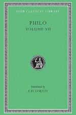 Philo - Philo of Alexandria, F.H. Colson