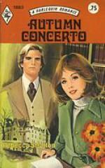 Autumn concerto - Rebecca Stratton