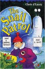 The Snail Patrol - Chris d'Lacey