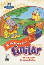 Guitar: The Fun Way to Learn Guitar - Jeff Shelly
