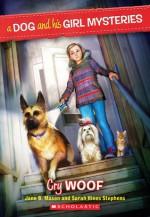 Cry Woof - Jane B. Mason, Sarah Hines Stephens