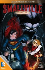 Smallville: Haunted, Part 5 - Bryan Q. Miller, Jorge Jimenez, Carrie Strachan, Cat Staggs