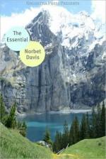 The Essential Works of Norbert Davis - Norbert Davis, Golgotha Press