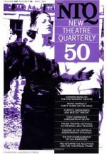 New Theatre Quarterly 50: Volume 13, Part 2 - Clive Barker