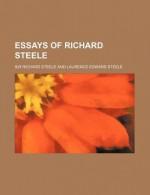 Essays of Richard Steele - Richard Steele
