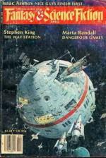 Fantasy and Science Fiction April, 1980 - Edward L. Ferman