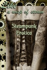 Like A Wisp of Steam: Steampunk Erotica - Cecilia Tan, Peter Tupper, Jason Rubis, Vanessa Vaughn