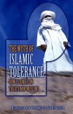 The Myth of Islamic Tolerance: How Islamic Law Treats Non-Muslims - Robert Spencer, Ibn Warraq