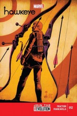 Hawkeye #12 - Matt Fraction, Francesco Francavilla