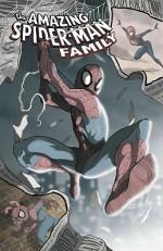 Spider Man: Amazing Family Volume 3 Tpb - Marc Sumerak, Tom DeFalco, Abby Denson, Fred Hembeck, Roger Stern, Ron Frenz, Val Semeiks, Adam DeKraker, Javier Pullido