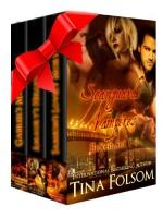 Scanguards Vampires Books 1-3 - Tina Folsom