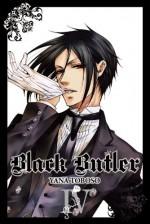 Black Butler, Vol. 4 - Yana Toboso