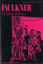 Faulkner: A Collection of Critical Essays (20th Century Views) - Robert Penn Warren