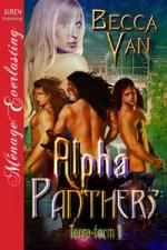 Alpha Panthers - Becca Van