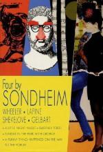 Four by Sondheim (Applause Musical Library) - Stephen Sondheim, James Lapine