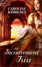 An Inconvenient Kiss (The Ashford Brothers Series) - Caroline Kimberly