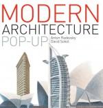 The Modern Architecture Pop-Up Book - Anton Radevsky, David Sokol