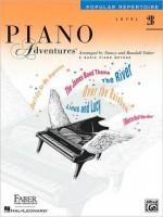 Piano Adventures Popular Repertoire, Level 2B - Nancy Faber, Randall Faber