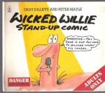 Wicked Willie Stand Up Comic - Gray Jolliffe, Peter Mayle