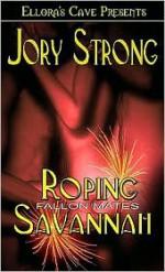 Roping Savannah - Jory Strong