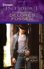 Nate - Delores Fossen